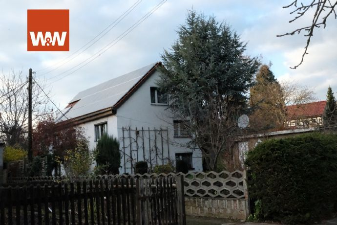 Einfamilienhaus mit Ferienwohnung in Hirschstein