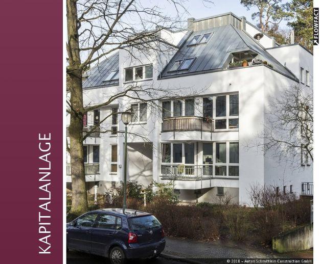 Great Zwei Zimmer Wohnung Unweit Des Filmparks Babelsberg Zur Kapitalanlage