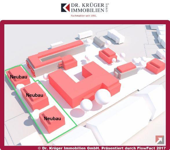 Baugrundstück für drei MFH im Zentrum von Nossen