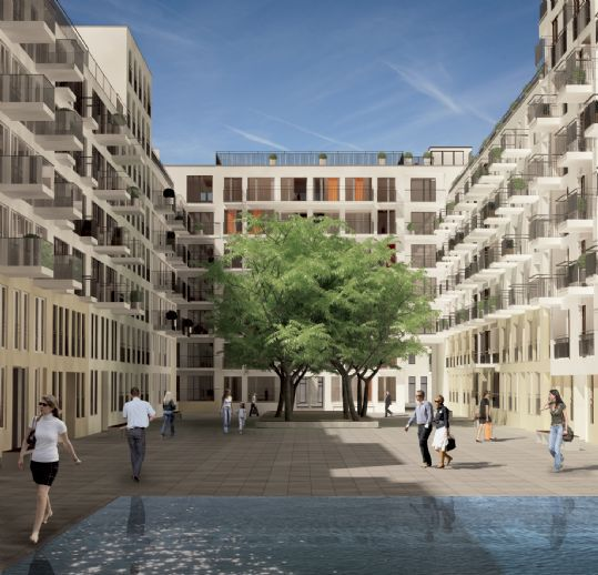 MAXVORSTADT: 2-Zimmer-Stadtwohnung in Toplage