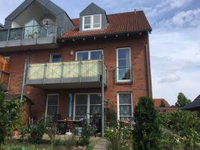 Dachgeschosswohnung in Zarrentin