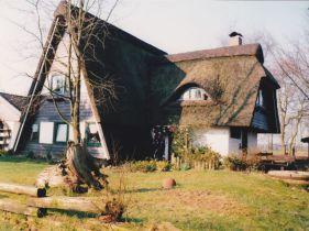 Reetdachhaus in Holtland  - Holtland