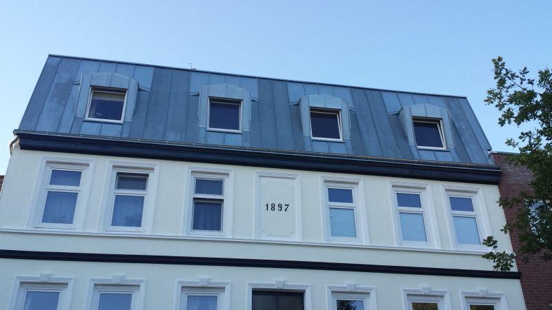 2,5 -Zimmer Wohnung im 1. OG in Centrumsnähe von Bergedorf