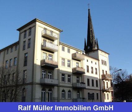 Optimal für Studenten - 1-Raum-Wohnung mit EBK in Gera sucht neuen Mieter!