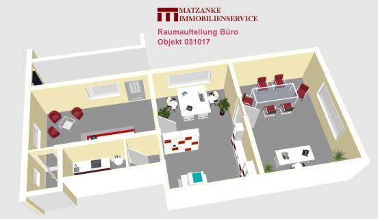 Ideal für (fast) jede Geschäftsidee: Büro-/Praxiseinheit auf 85 m²