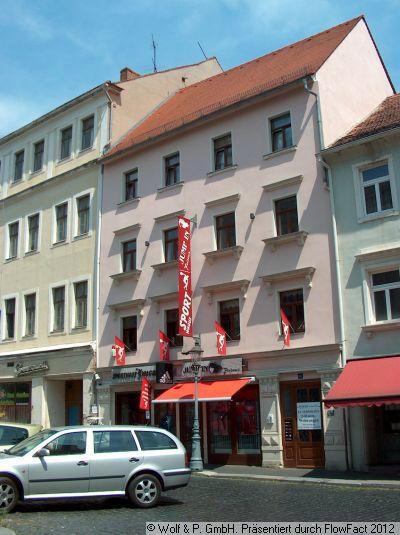 Zittau-Zentrum, 2-Zimmer-Wohnung mit großer Terrasse und EBK