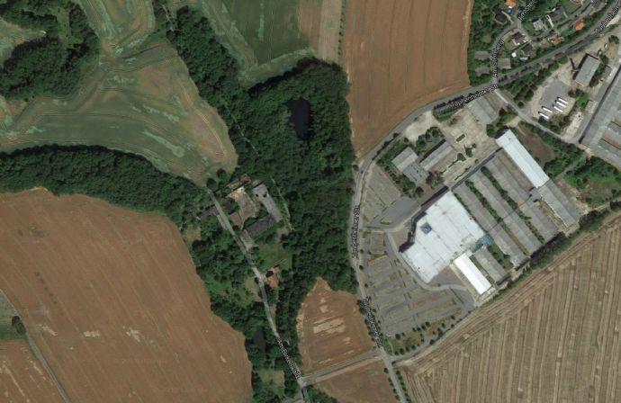 """Gewerbegrundstück """"Am Birkenwald"""" in 01665 Klipphausen OT Taubenheim - für Spedition und Logistik u.v.m. - entwicklungsfähige Immobilie!"""