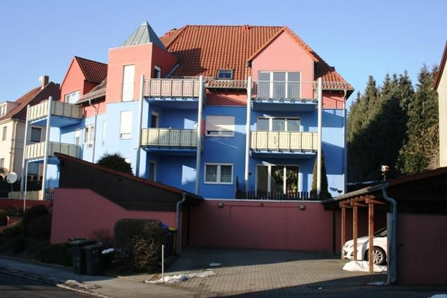*Lommatzsch - tolle Wohnung mit Balkon*