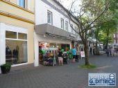 Modernes Ladenlokal in der Fußgängerzone von Menden