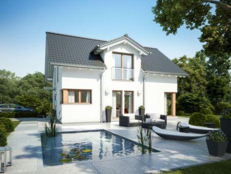 modernes helles familienhaus in neuwied. Black Bedroom Furniture Sets. Home Design Ideas