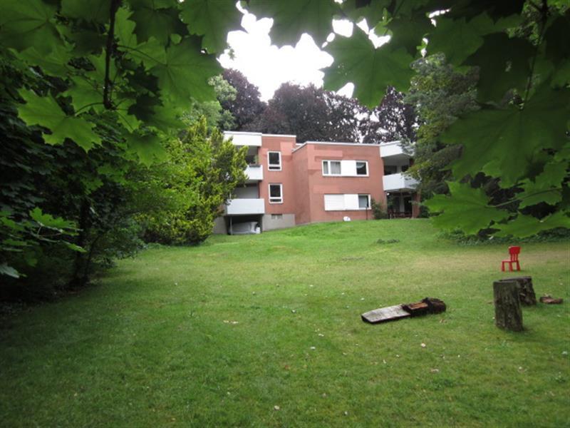Für Selbstrenovierer: Schöne 3-Zimmer-Wohnung mit Blick auf den Waldsee, WBS erforderlich