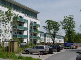 Wohnanlage in Düsseldorf  - Bilk