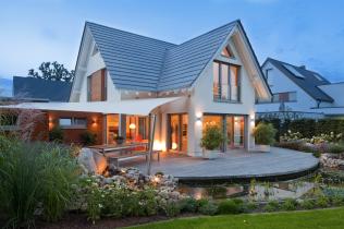 Architektenhaus in
